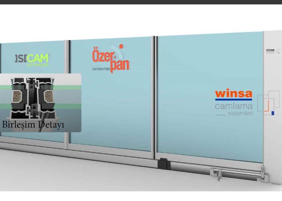 Winsa Camlama Sistemleri